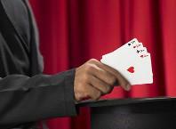 Как делать фокусы с картами?