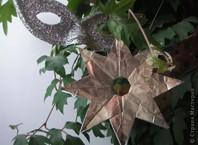 Как украсить комнатные растения к Новому году