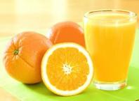 Как сделать апельсиновый сок в блендери?