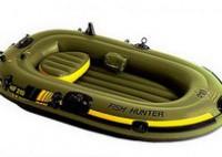 Как присматривать за резиновой лодкой?