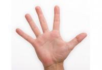 Как померить размер пальца правильно?