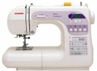 Как заправить швейную машинку «Janome»?