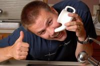 Как промыть нос солевым раствором?