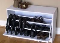 Как сделать шкаф для обуви?