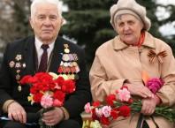 Встречи с ветеранами в День Победы