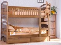 Как сделать двухэтажную кровать?