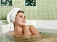 Как сделать скипидарные ванну?