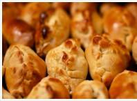 Как приготовить вкусные жаренные пирожки с сыром и ветчиной?