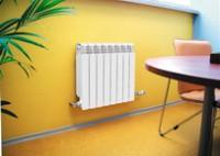 Как правильно поставить радиатор отопления?