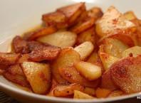 Как жарить картофель в мультиварки: полезные советы