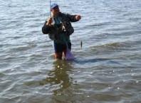 Как рыбачить нахлистом?