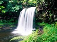 Как достаться к Агурский водопадов?
