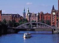 Как достаться к Гамбургу?