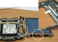 Как отремонтировать сенсорный экран Nokia?