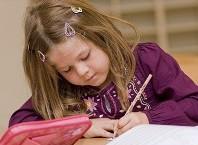 Как научить писать первоклассника?