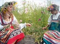 Как сшить российский народный сарафан?