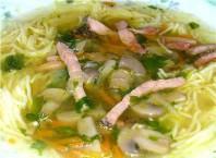 Как варить вермишелевий суп; как приготовить вермешелевий суп?
