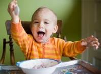 Как помочь ребенку набрать вес?