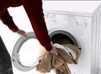Как выстирать пиджак в стиральной машинке?