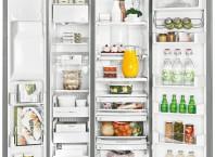 Как убрать царапины из холодильника?