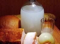 Как поставить самогон на пшенице?