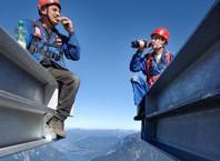 Как научиться не бояться высоты?