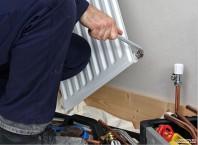 Как поменять радиатор отопления?