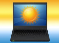 Как увеличить яркость экрану на ноутбуке: инструкция