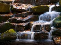 Как фотографировать водопад?