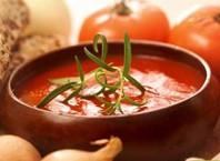 Как готовить суп гаспачо горячий?