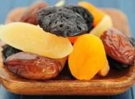 Как сохранять сухофрукти и орехи?