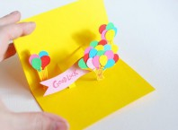Как сделать открытку с сюрпризом: сделай сам