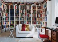 Как расставить книги в домашней библиотеке?