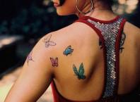 Как сделать татуирование в домашних условиях?