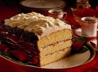 Как делать пирожное бисквитне?