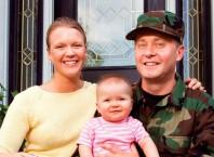 Как предоставляется отпуск женам военнослужащих?
