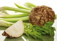 Как готовить корень сельдереи для салата?