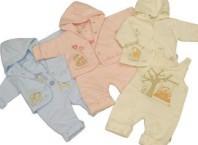 Как определить размер одежды новорожденного?