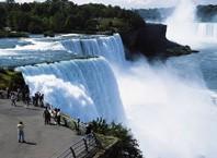 Как достаться к Ниагарская водопада?