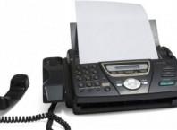 Как вставить бумагу в факс: советы начинающим