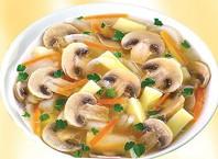 Как готовить суп из шампиньонов?