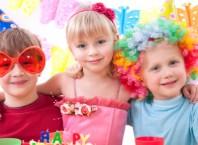 Идеи для вечеринки для детей