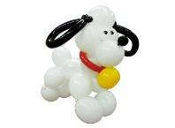 Как сделать из кульки собаку?