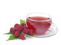 Как приготовить чай из листву малины?
