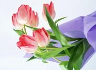 Как сделать букет из цветов?