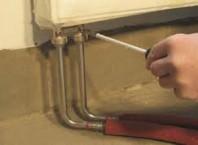 Как снять радиатор отопления?