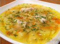 Как приготовить рыбный суп из консервов?