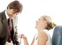 Как развлечь мужчины на первой встрече?
